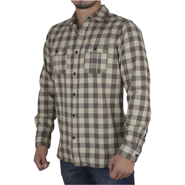 Hurley westley woven long sleeve Varios Camisas de botones