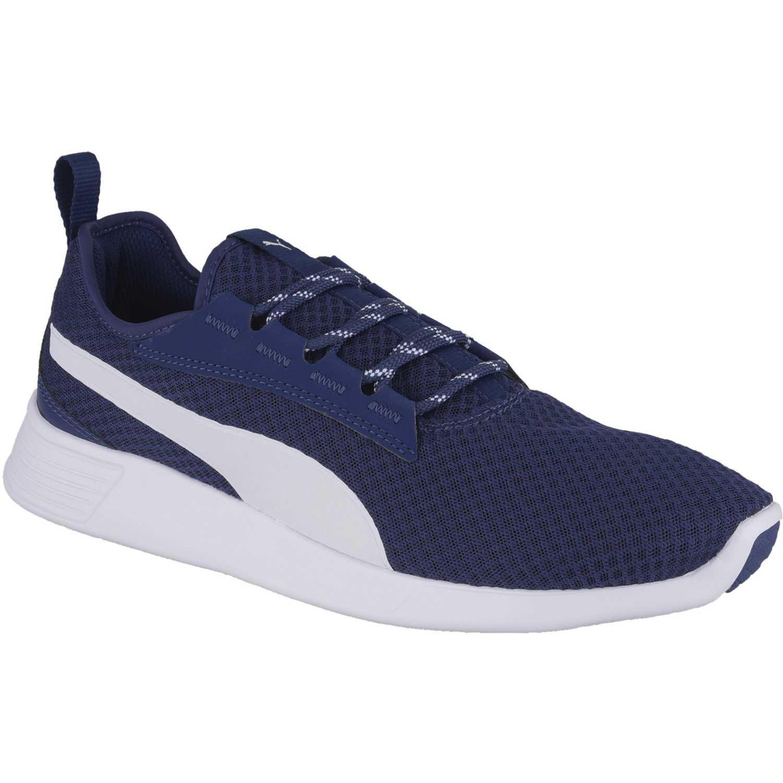 zapatillas puma hombres azules