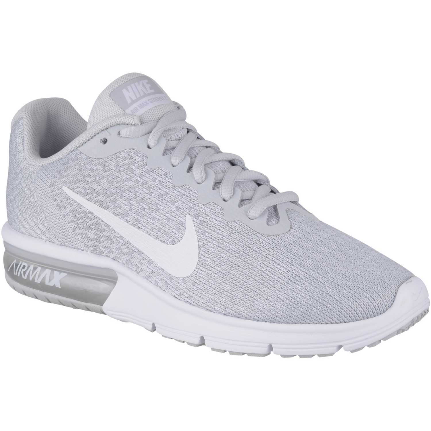 Deportivo de Mujer Nike Gris blanco wmns air max sequent 2
