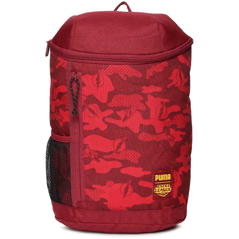 Mochilas de Niño Puma Rojo / negro justice league hero backpack (flash)