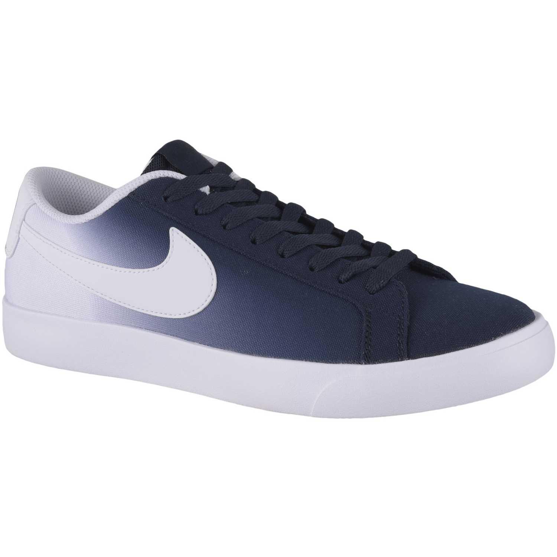 Nike sb blazer vapor cnvs Blanco / azul Hombres