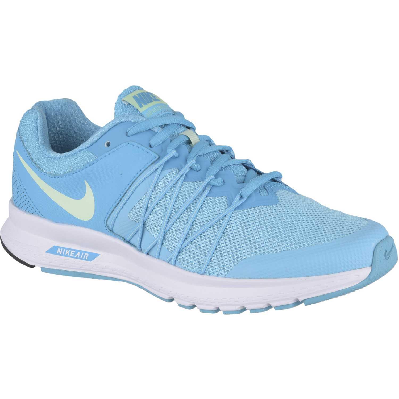 Nike wmns air relentless 6 Celeste / blanco