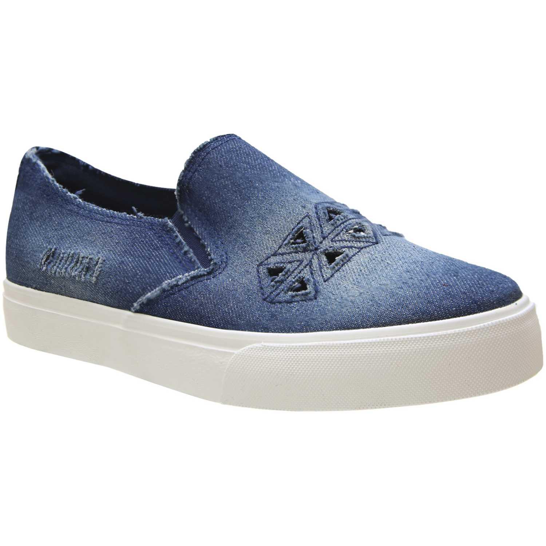 Just4u zc-1f712 Azul Zapatillas Fashion