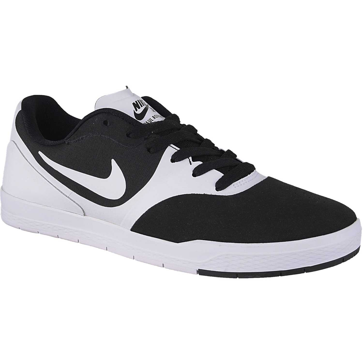 Nike paul rodriguez 9 cs Blanco negro |