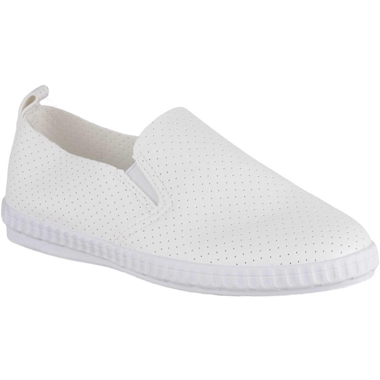 Zapatillas de Mujer Just4u Blanco zc-8a011