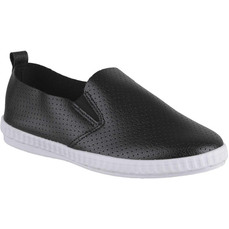 Zapatillas de Mujer Just4u Negro zc-8a011