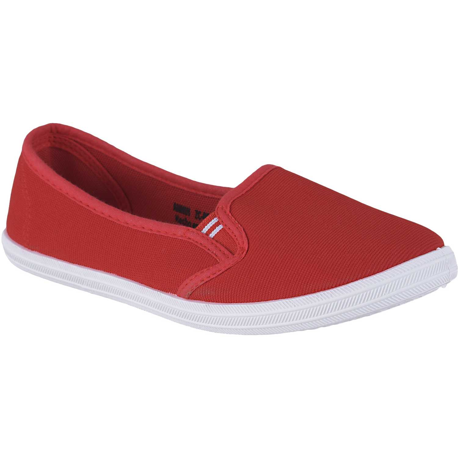 Just4u zc-088 Rojo Zapatillas Fashion