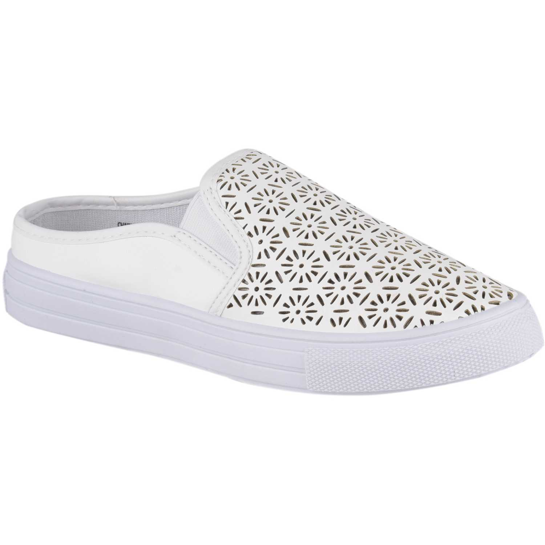 Just4u zc-100101 Blanco Zapatillas Fashion
