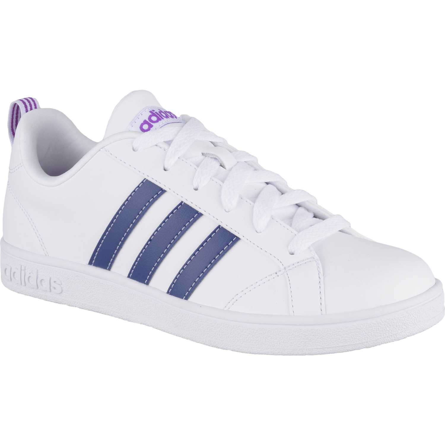 adidas NEO vs advantage Blanco azul Walking |