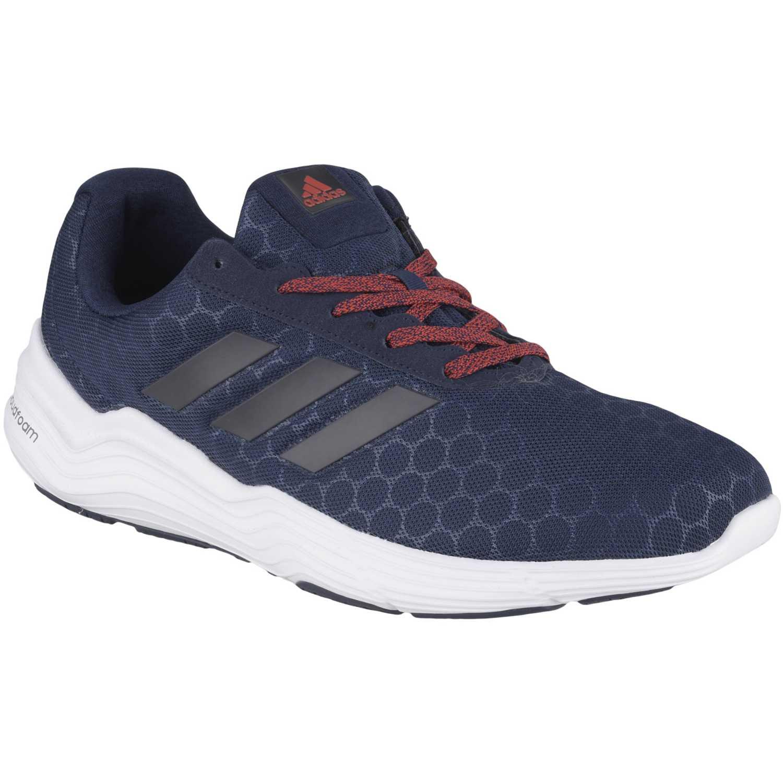 pista Azul Adidas Running bold fluidcloud en rojo m xBWderCQo
