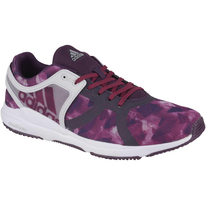 Adidas crazytrain cf w Mrd/gr Mujeres