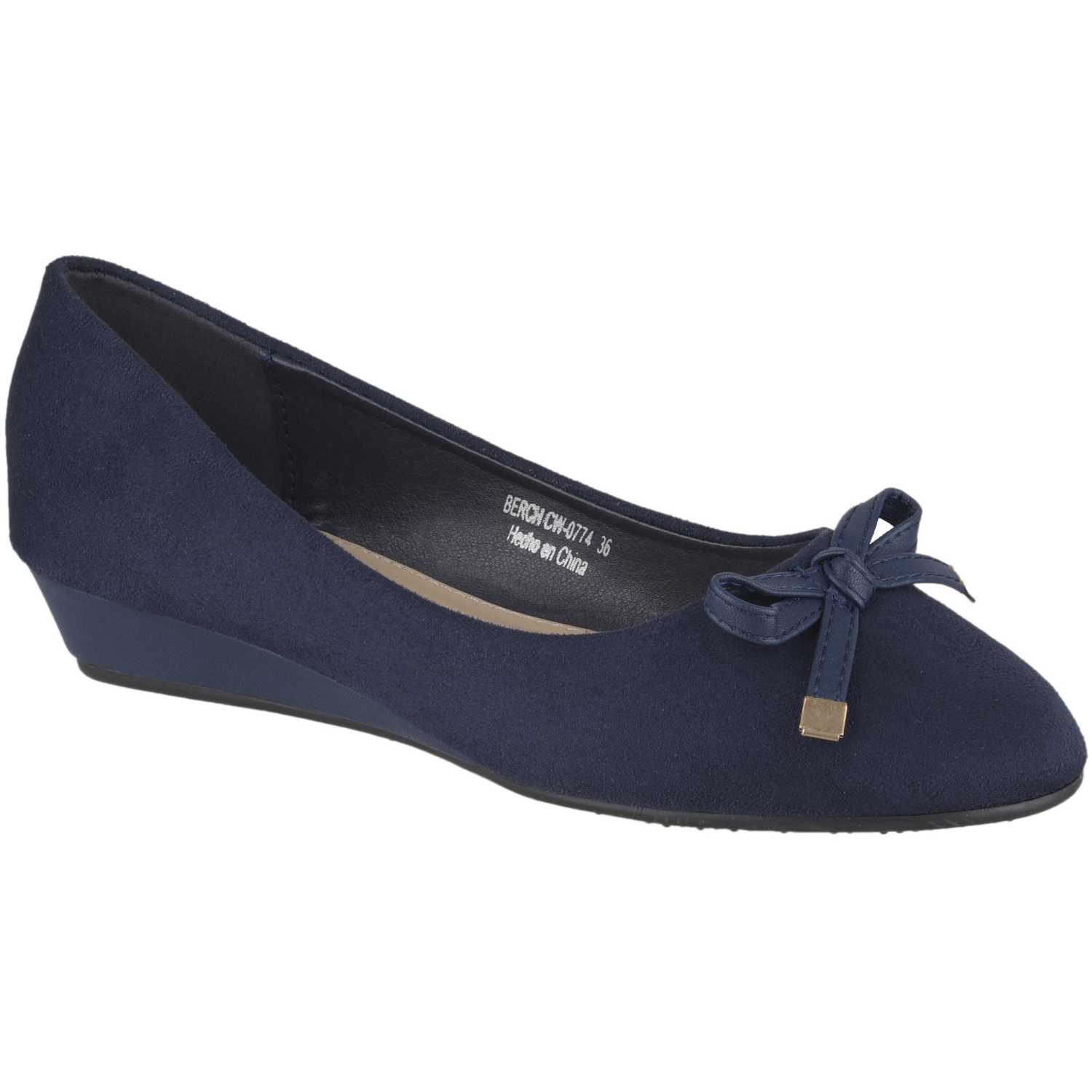 Platanitos cw-0774 Azul Estiletos y Pumps
