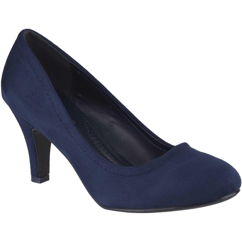 Casual de Mujer Platanitos Azul c-v-8852