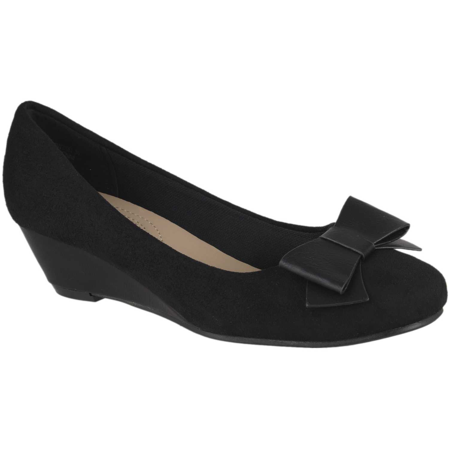 Platanitos CW-0753 Negro Estiletos y Pumps