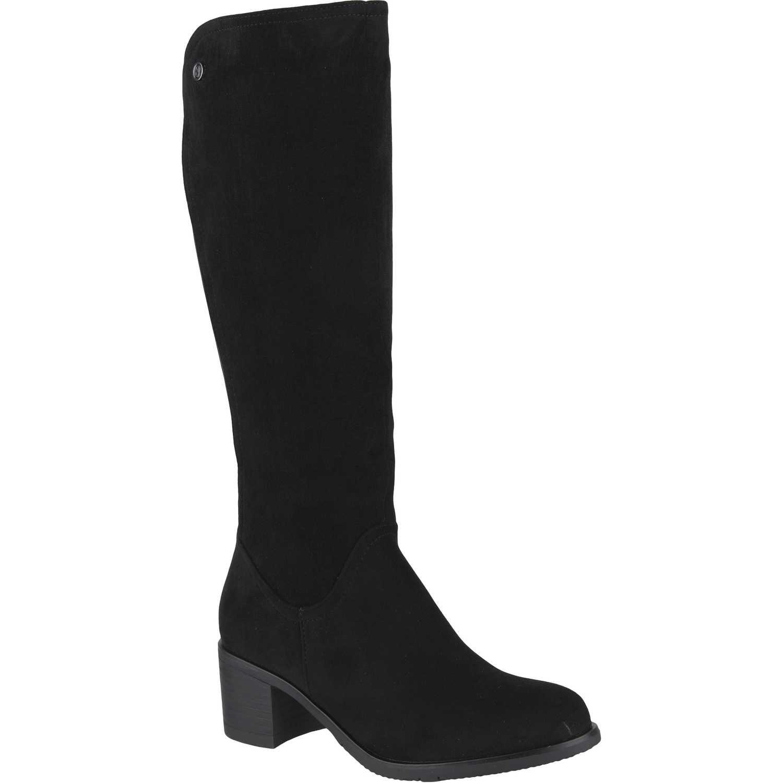 Botas de Mujer Platanitos Negro b-51206