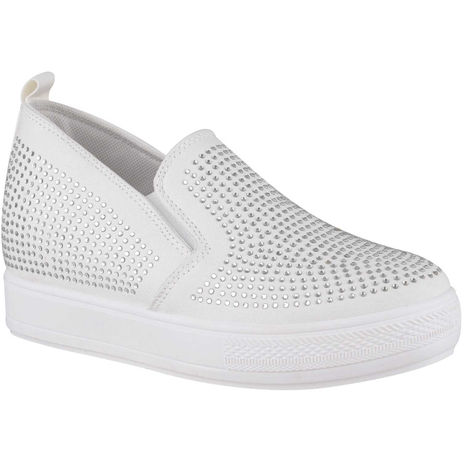 Platanitos zw-9a001 Blanco Zapatillas Fashion