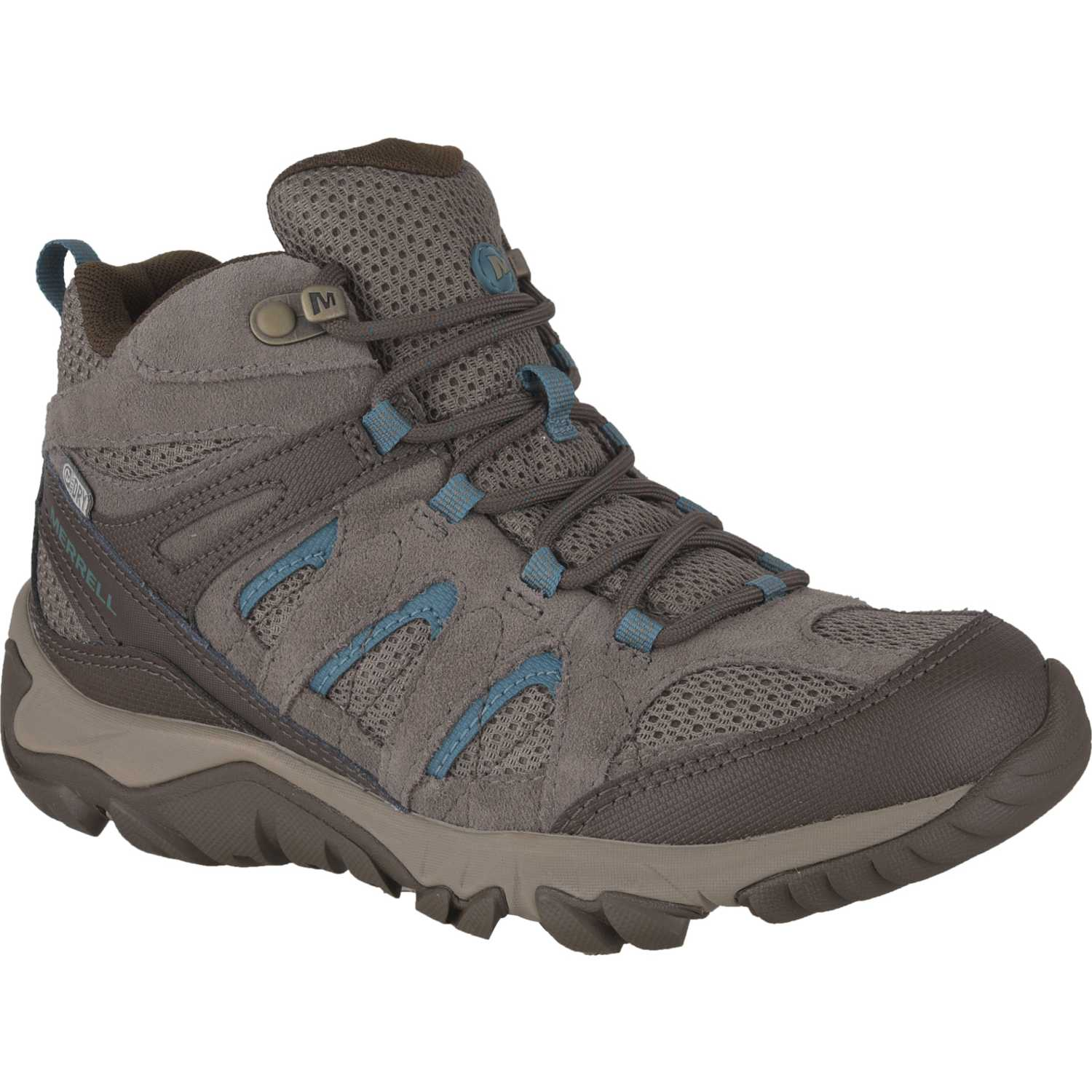 Marron Merrell Outmost Deportivo Mujer Vent De Mid Wtpf H29DIWYE