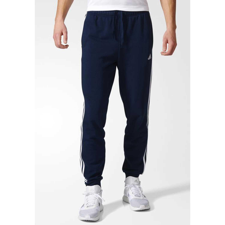 Adidas ess 3s tcf p ft Azul / blanco Pantalones Deportivos