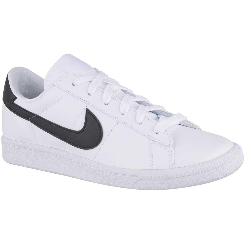 Nike wmns tennis classic Blanco / negro Walking