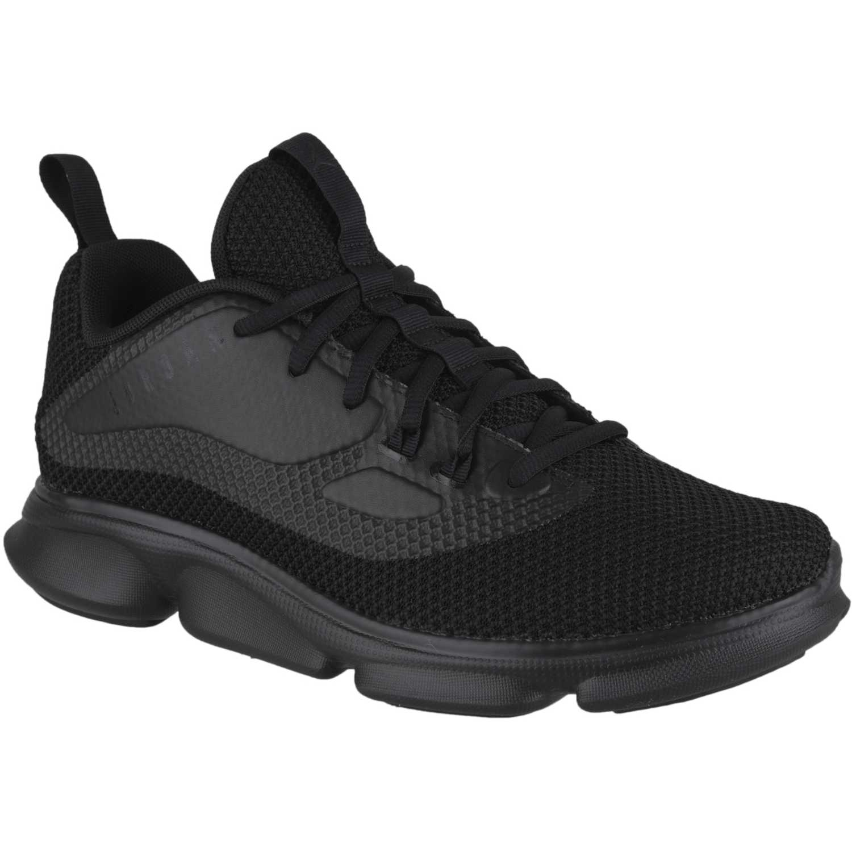 Cuña de Mujer Nike Negro / negro jordan impact tr