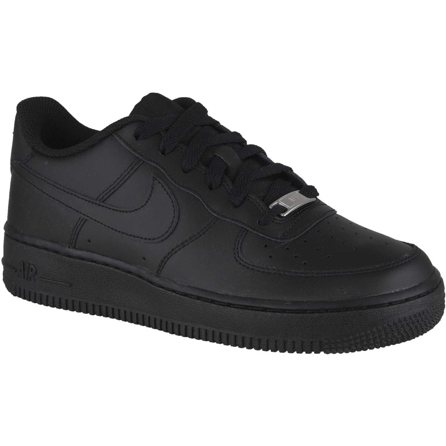 Jovencita Nike Negro Force De Casual 1 Bg Air OXPkZuTi