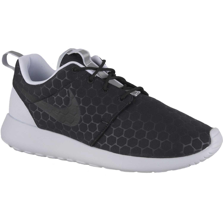 Casual de Hombre Nike Negro /gris roshe one se