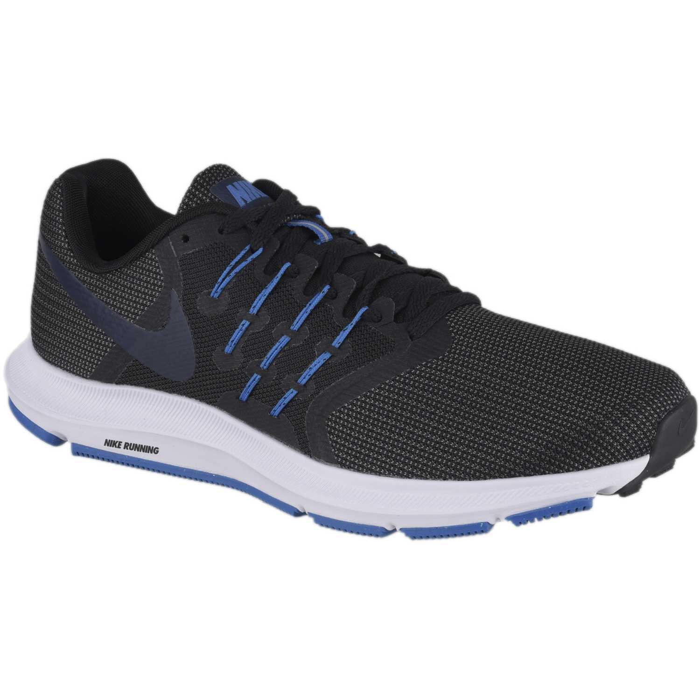 Nike run swift Negro azul |