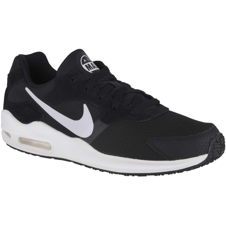 Casual de Hombre Nike Negro / blanco air max guile