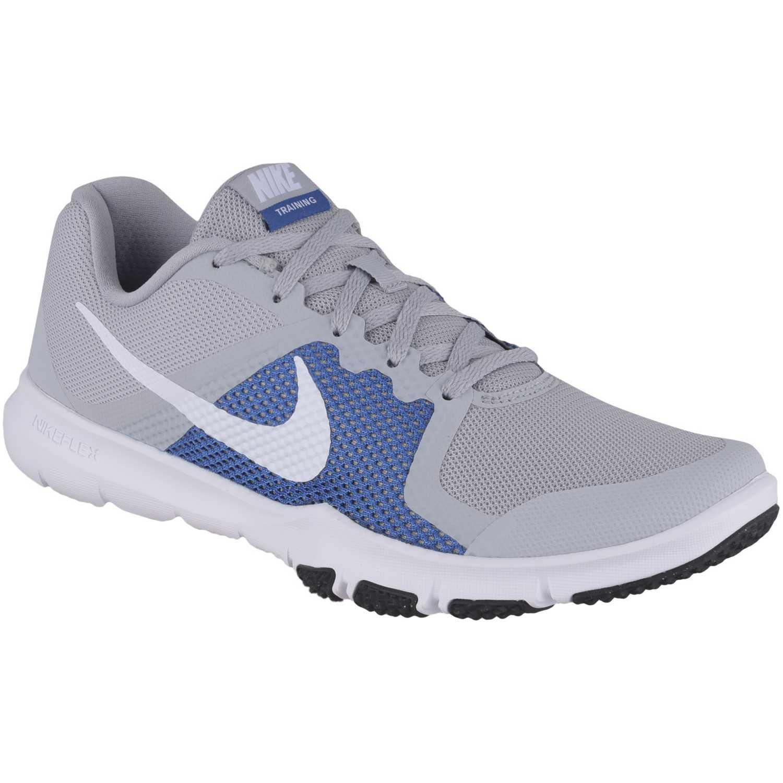 Nike flex control Gris / azul