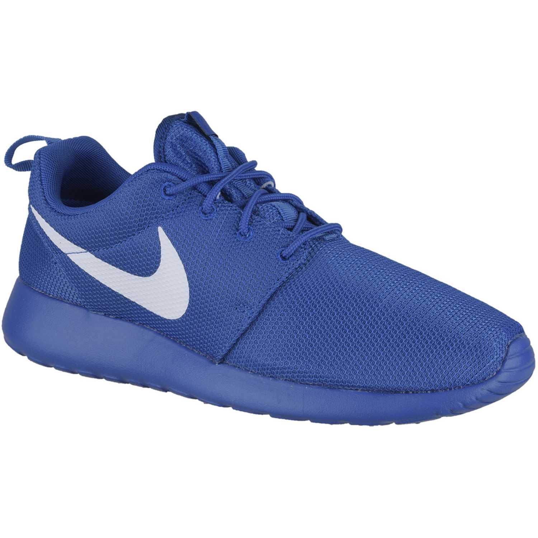Nike roshe one Azulino / blanco Walking