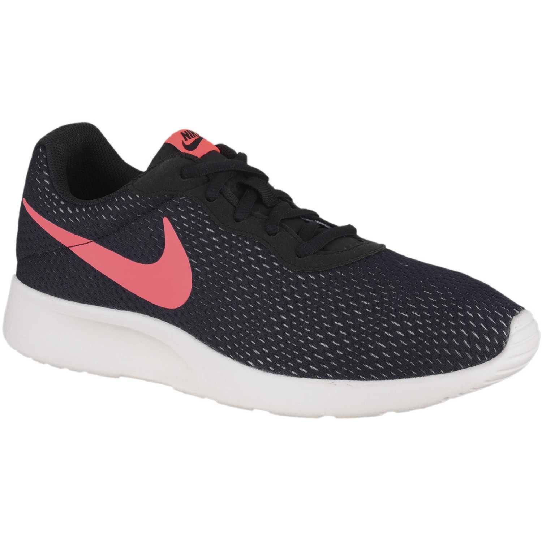 Casual de Hombre Nike Negro / rojo tanjun se