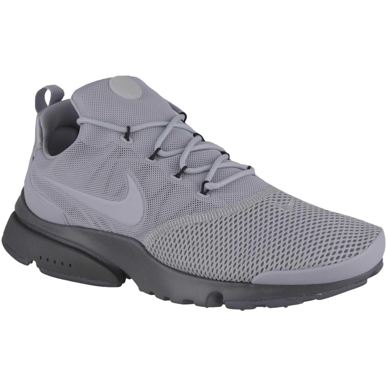 Nike presto fly Gris / plomo Walking