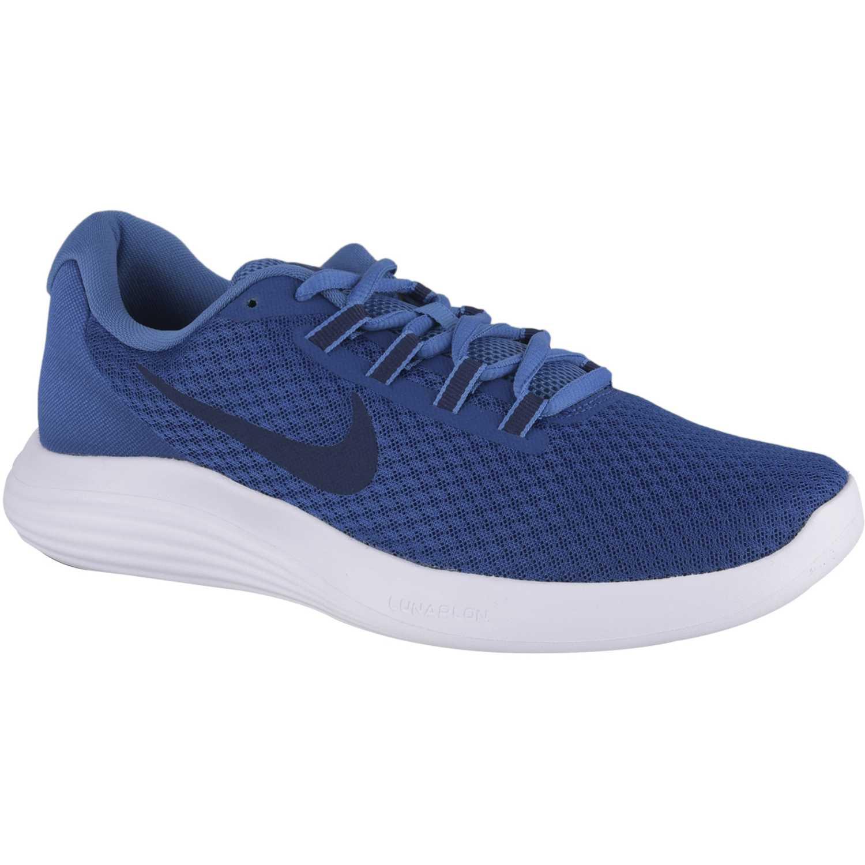 Nike lunarconverge Azul / acero