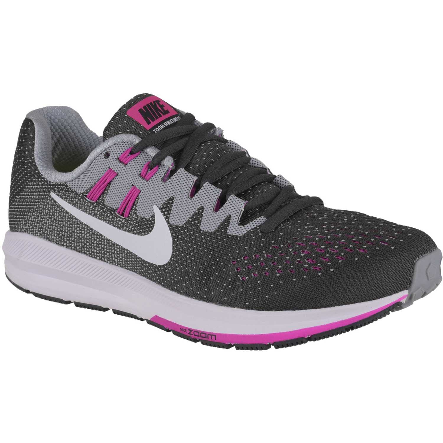 Nike Air Zoom Structure 20 Mujer Zapatillas Running
