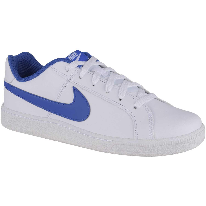 zapatillas nike court royale mujer azul