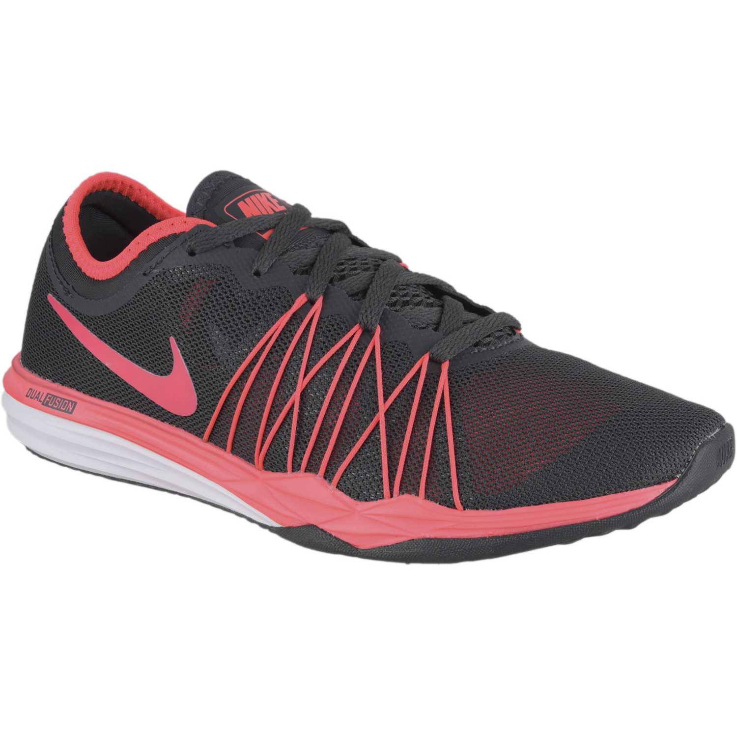 Deportivo de Mujer Nike Negro / coral wmns dual fusion tr hit