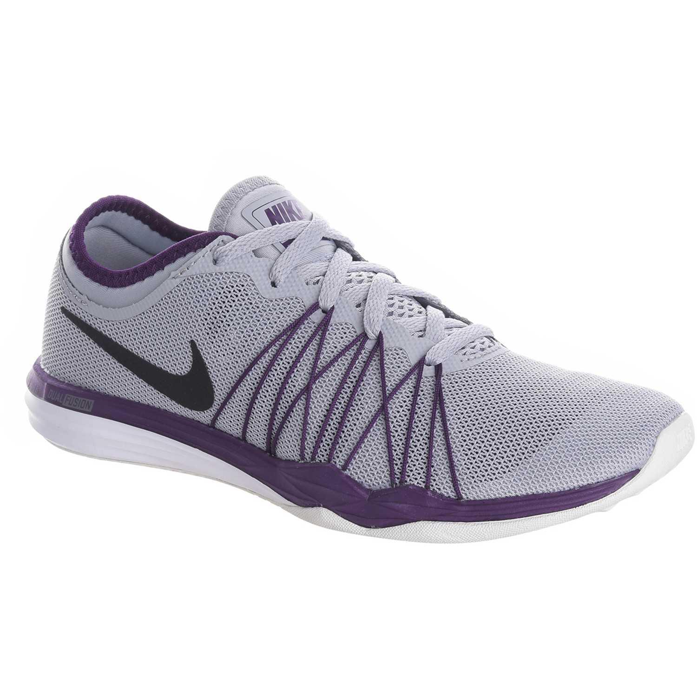 Nike wmns dual fusion tr hit Gris morado |