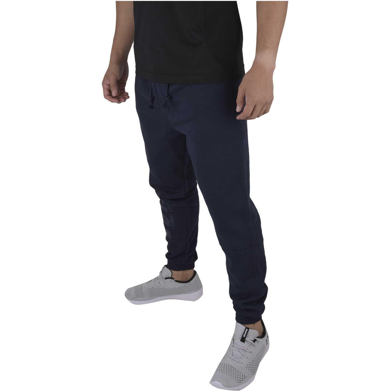 Lotto pants aaron fl Azul petróleo Pantalones Deportivos