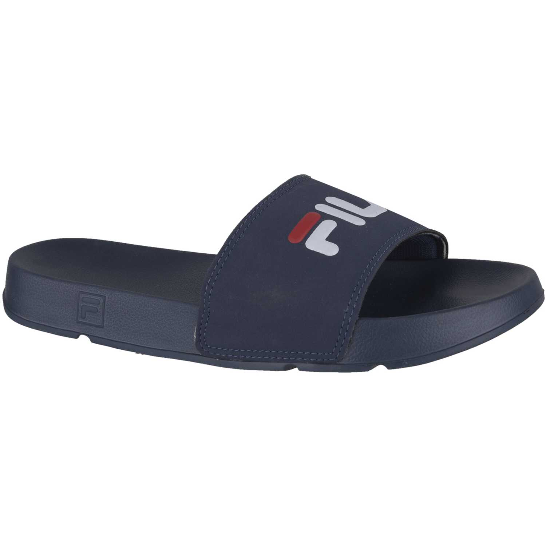 Fila DRIFTER BASIC Azul / blanco Sandalias deportivas y ...