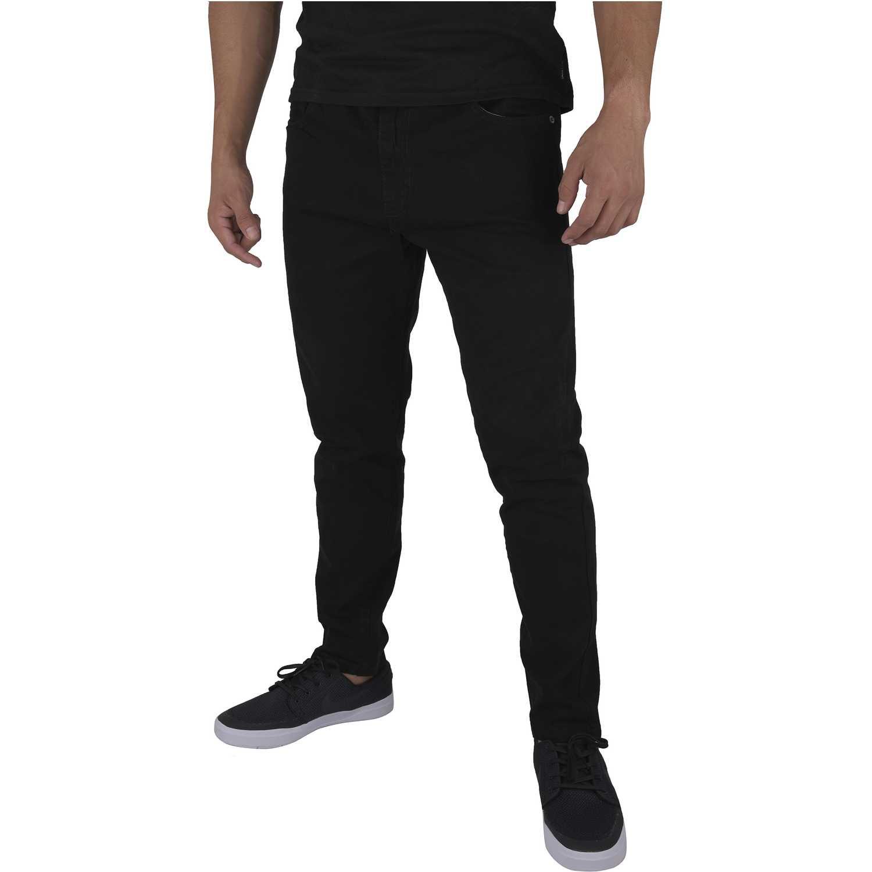 Custer Color Negro Pantalones Platanitos Com