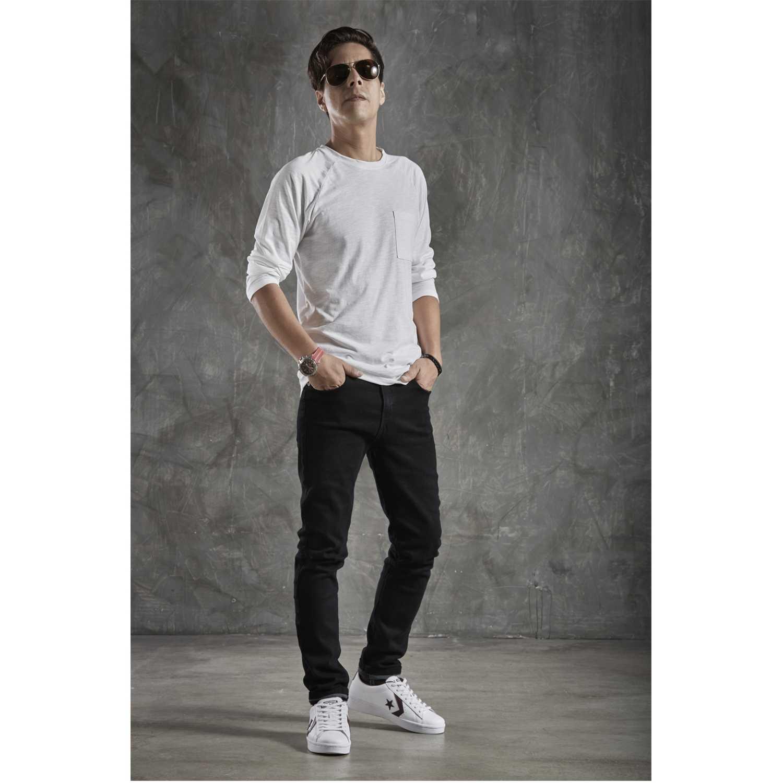 CUSTER clasico Negro Jeans