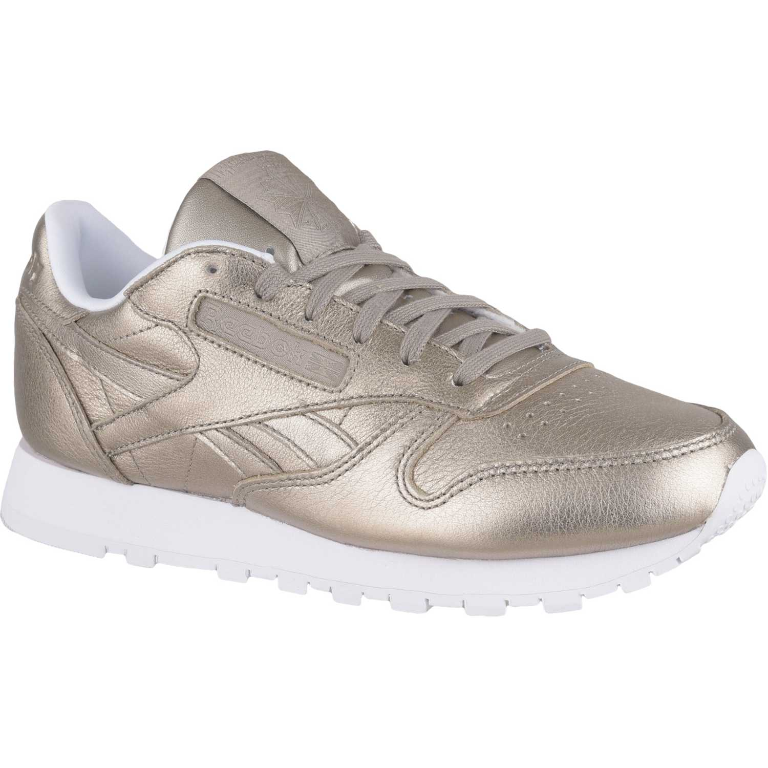 Reebok Classic Mujer Classic Leather Melted Metals