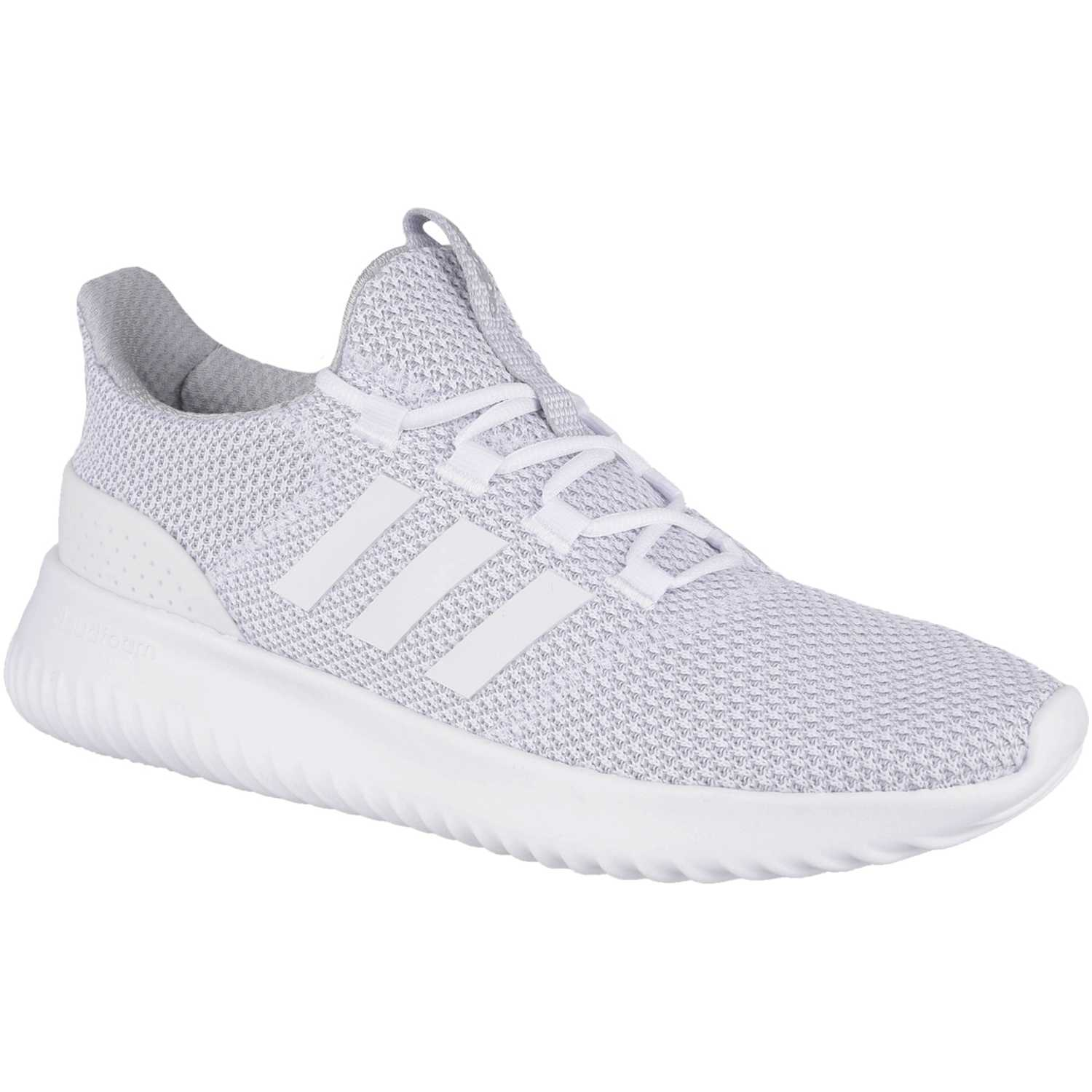 adidas NEO cloudfoam ultimate Gris / blanco Walking ...