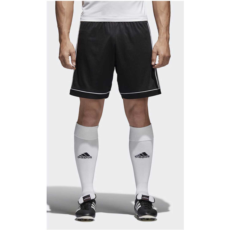 Adidas SQUAD 17 SHO Negro / blanco Shorts Deportivos