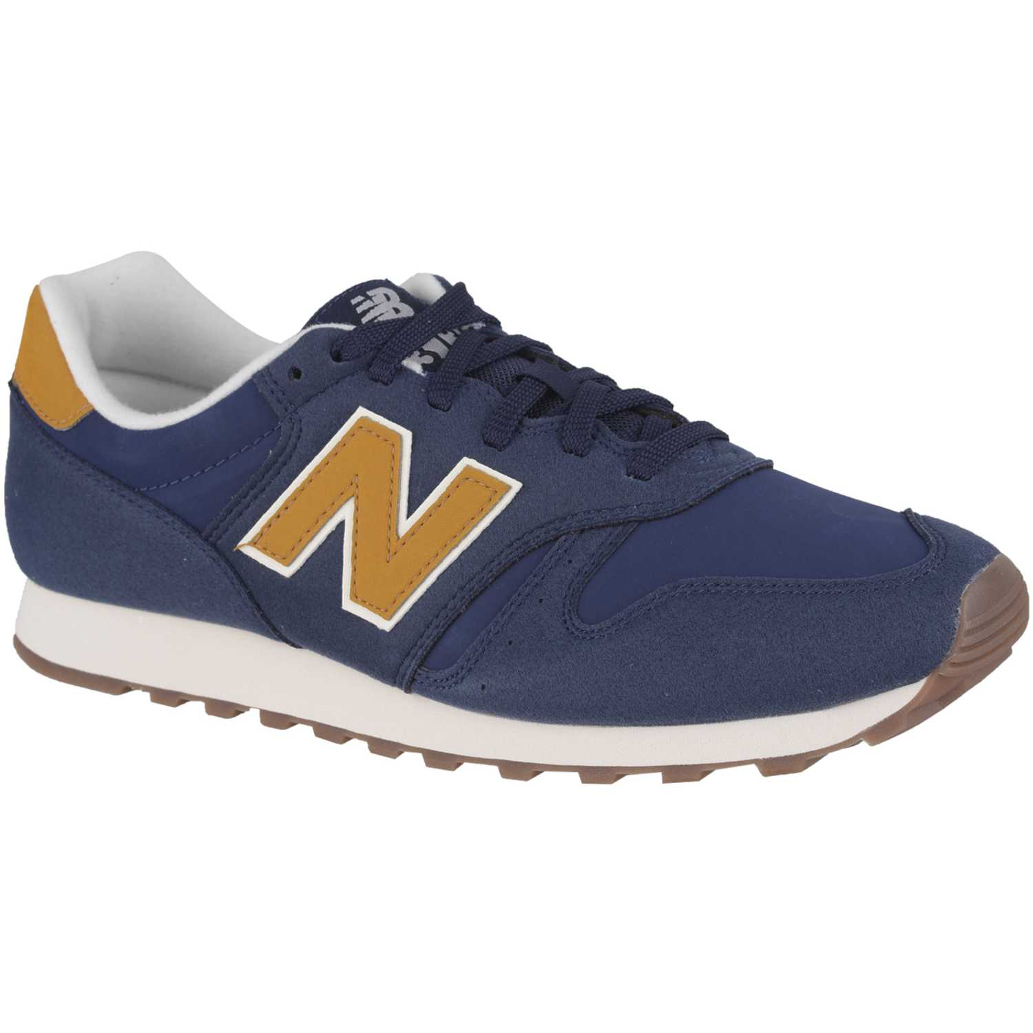 new balance amarillo azul