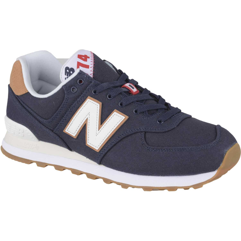 new balance 574 hombres zapatillas marron