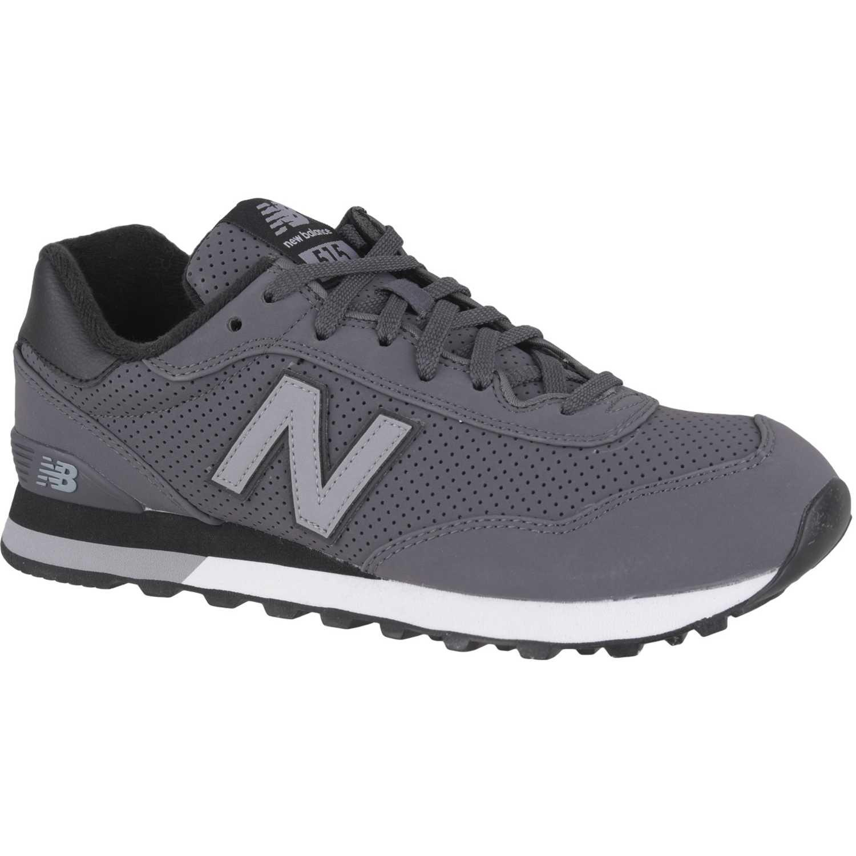 New Balance 515 Plomo / gris Walking | platanitos.com
