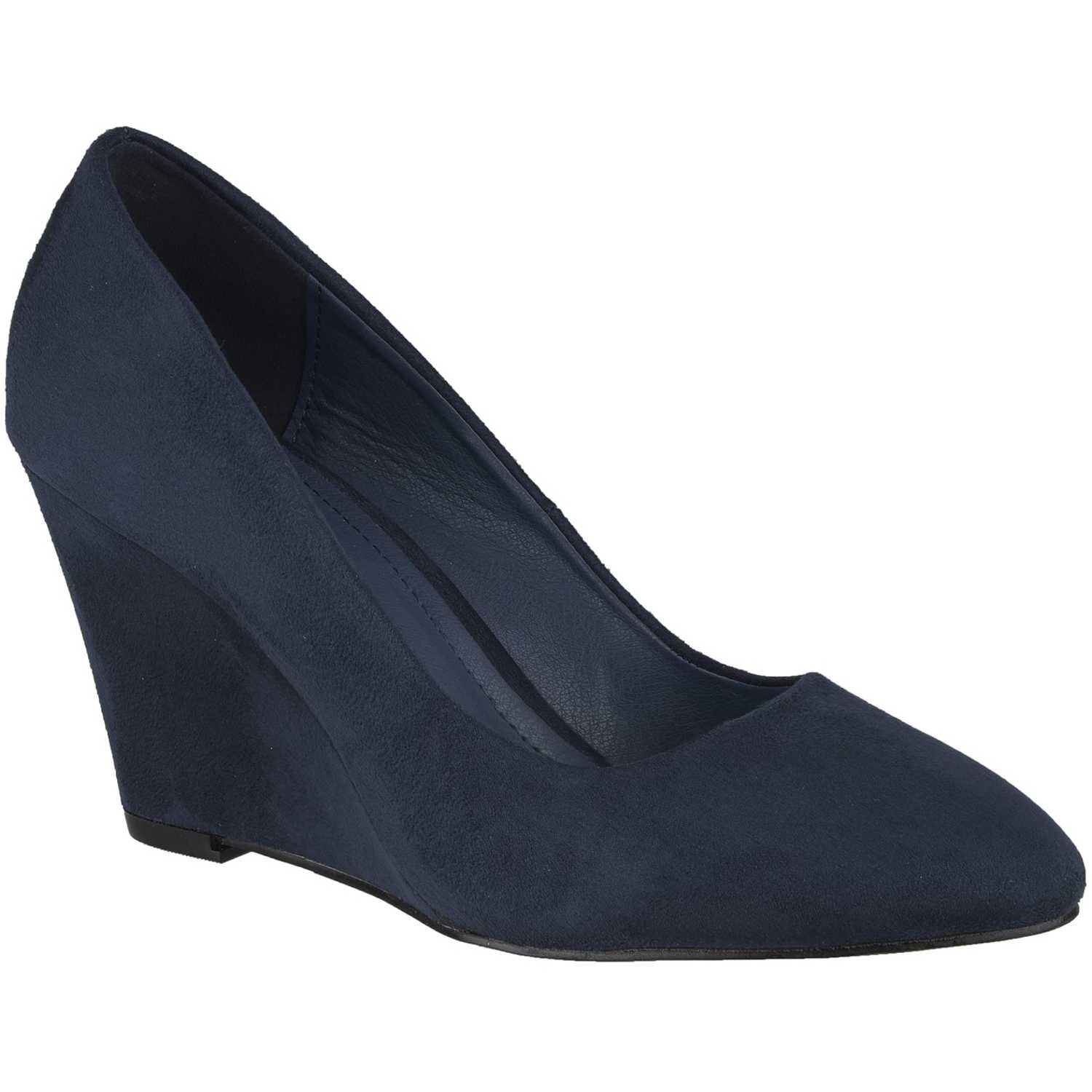 Platanitos cw 3668 Azul Estiletos y Pumps