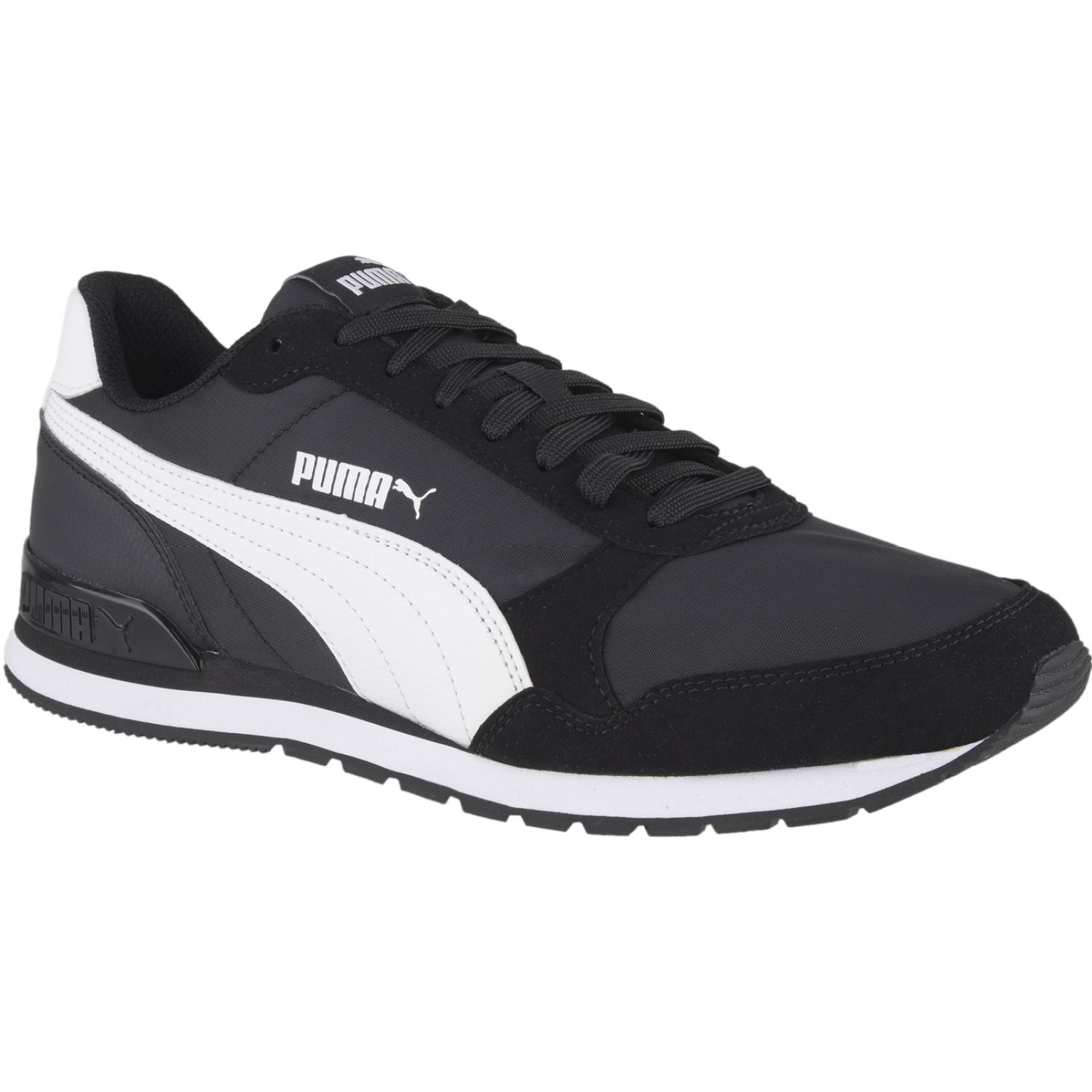 Puma st runner v2 nl Negro / blanco Walking