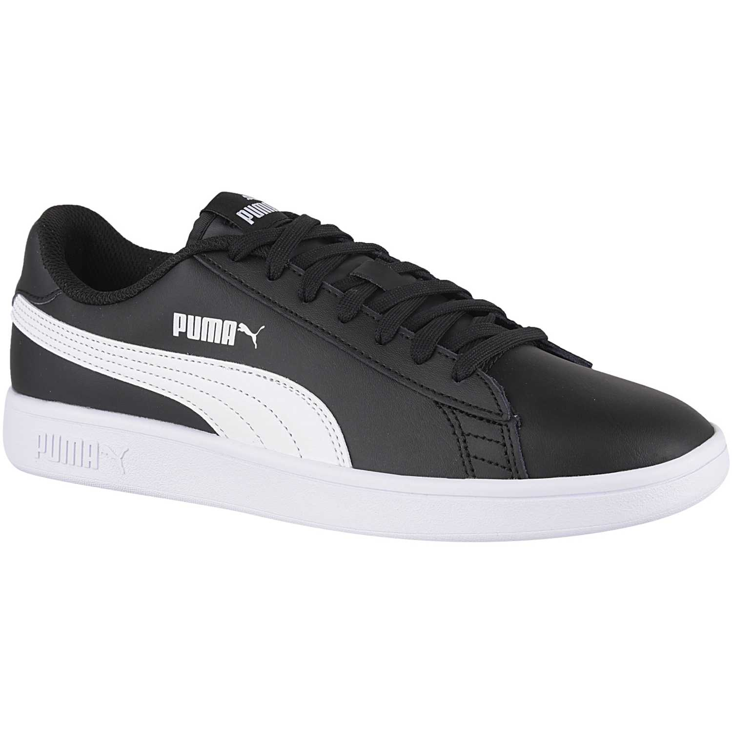 Puma SMASH V2 L Negro / blanco Walking | platanitos.com